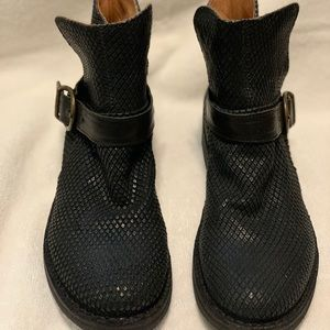 Fiorentini and Baker Booties